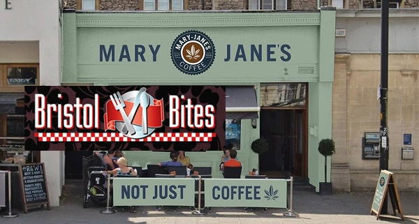 Mary-Jane's Coffee shop bristol